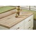 Homestead Living Prince Charles Wooden Blanket Box