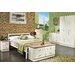 Homestead Living Prince Charles 2 Drawer Bedside Table
