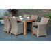 Homestead Living Victoria 6 Seater Dining Set with Cushions