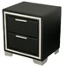 Homestead Living Turati 2 Drawer Bedside Table