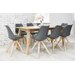 Homestead Living Barton Dining Table and 8 Chairs