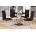 Homestead Living Leif Dining Table and 4 Chairs