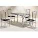 Homestead Living Eton Dining Table and 4 Chairs