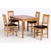 Homestead Living Ella Dining Table and 4 Chairs