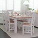 Homestead Living Olivier Extendable Dining Table and 6 Chairs
