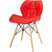 Homestead Living Zara Solid Wood Dining Chair
