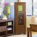 Homestead Living Solid Wood Display Cabinet