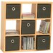 Home Etc Prag Low Narrow 49.4cm Cube Unit