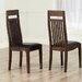Home Etc Southend Solid Oak Upholstered Dining Chair