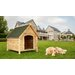 Home Etc Lapstone Dog Home in Natural