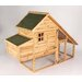 Home Etc Noraville Chicken Coop in Natural