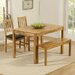 Home Etc Ponziane Dining Table and 2 Chairs