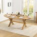 Home Etc Rochelle Extendable Dining Table and 6 Chairs