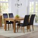 Home Etc Stoke Dining Table and 4 Chairs