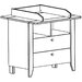 Home Etc Wein Changing Table
