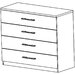 Home Etc Chest of Drawers