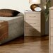 Home Etc Halcyon 3 Drawer Bedside Table