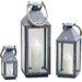 Home Etc Hadrienibal 3 Piece Lantern Set