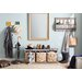 Home Etc Wood Storage Entryway Bench