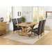 Home Etc Rochelle Extendable Dining Table and 4 Chairs