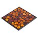 House Additions 10cm Glass Mosaic Coaster