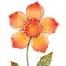 House Additions Flower Garden Stake
