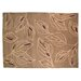 House Additions Wilderness Brown Area Rug