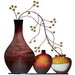 House Additions Vases Graphic Art Plaque