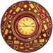 House Additions Oversized 66cm Wall Clock