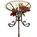 House Additions Metal Art Side Table