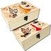 House Additions Elegant Ladies Wood Box