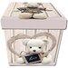 House Additions Teddy Storage Box/Stool