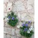 House Additions 2 Piece Novelty Wall Mounted Planter