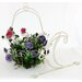 House Additions Oval Hanging Basket