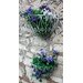 House Additions 2 Piece Novelty Wall Mounted Planter Set