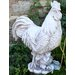 House Additions Rooster Statue