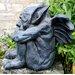 House Additions Large Gargoyle Statue