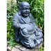 House Additions Laughing Buddha Statue
