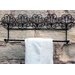 House Additions Scroll 66.04cm Wall Mounted Towel Rail