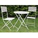 House Additions 2 Seater Bistro Set