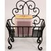 House Additions B Scroll Soap Basket