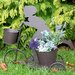 House Additions Novelty Wheelbarrow Planter