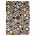 House Additions Traversa Hand-Tufted Multi-Coloured Area Rug