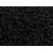 House Additions Black Area Rug