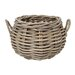 House Additions 60cm Fireplace Basket in Brown