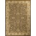 House Additions Epinal Brown Area Rug
