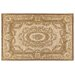 House Additions Annecy Louvre 3 Beige Area Rug