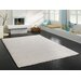 House Additions White Area Rug