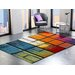 House Additions Area Multicoloured Rug