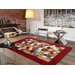 House Additions Bunt Chestnut Area Rug